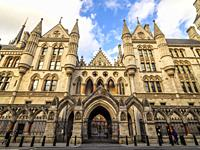 Royal Court of Justice - London, England.