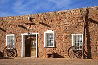 Hubbell Trading Post, Hubbell Trading Post National Historic Site, Arizona.
