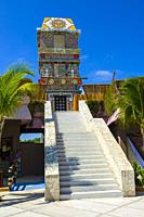 The Cruise destination Costa Maya Mexico America is a popular stop on the Western Caribbean cruise ship tour and affords shopping and other sightseein...