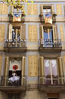 Erotic Museum, La Rambla, Barcelona, Spain.