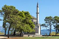 the Fethiye mosque In the grounds of the Citadel at Ioannina , Epirus, Northern Greece.