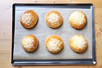French bakery style brioche.