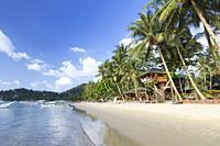 Port Barton beach, Palawan island, Philippines.