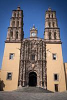 Church of the Grito, 18th-century Dolores Parish Church where Miguel Hidalgo uttered the ´Cry of Dolores´ rallying people to rise up, Dolores Hidalgo,...