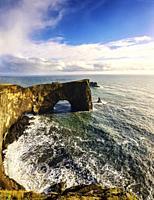 Dyrholaey, Iceland.