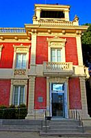 Can Tinturé, House Museum, Esplugues de Llobregat, Catalonia, Spain