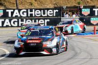 A. Panis, Audi RS3 LMS #21, WTCR Race of Portugal, Vila Real 23-25 de June 2018.
