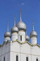 Resurrection of Christ Gate Church, Rostov Veliky, Golden Ring, Yaroslavl Oblast, Russia