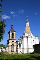 Church of Peter the Metropolitan, Pereslavl-Zalessky, Golden Ring, Yaroslavl Oblast, Russia