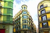 Barcelona Spain the cosmopolitan capital of Spainâ. . s Catalonia region, is known for its art and architecture. The fantastical Sagrada Família churc...