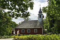 Church. Sigulda. Latvia.