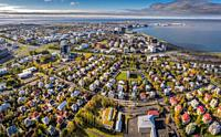 Autumn - Home and apartments, Reykjavik, Iceland.