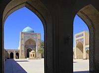 Uzbekistan; Bukhara; Kalon Mosque;.