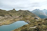 Pombie, an amazing refugee between spain and france, it has a little lake where you can swim after a nice hike.