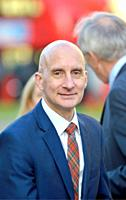 Andrew Adonis, Baron Adonis (Labour Peer) on College Green, Westminster, London. Novemver 2018.