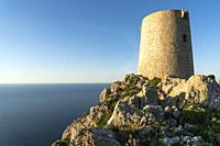 Talaia d'Albercut, Cap de Formentor, Majorca, Balearic Islands, Spain