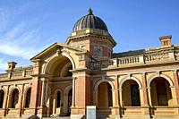 Heritage Australian Court House in the City of Goulburn in regional New South Wales.