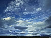 Cloudscape, Iceland.