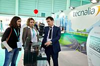 Electric traction system, Tecnalia Research & Innovation,Feria Go Mobility Exhibition, Basque Sustainable Mobility and energy storage industry´s, Fico...