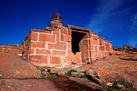 Cistern of Musulmin origin in Ródenas. Sierra de Albarracín. Teruel.
