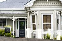 Older home in the Ponsonby area of Auckland, New Zealand.