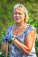 Susanne Bleakley, Plot 40, Eglinton Growers allotments, Kilwinning, Ayrshire, Scotland.