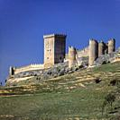 The castle of Peñaranda de Duero, Spain, is a well preserved Gothic castle in Burgos province. The castle originally dates from the 10th century but r...
