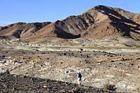 Chile, Antofagasta Region, Atacama Desert,.