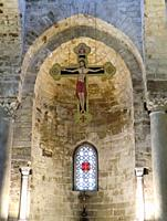 PALERMO Chiesa di San Cataldo in Palermo, Sicily, Italy.