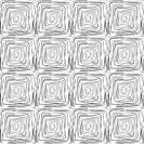 pattern with black geometric forms