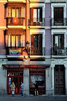 El Anciano Rey de los Vinos. Madrid.