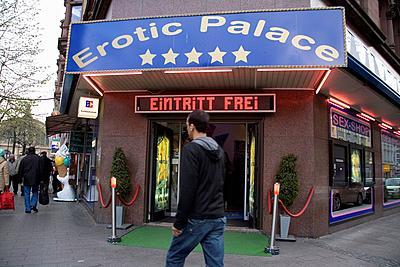 Erotic shops in germany