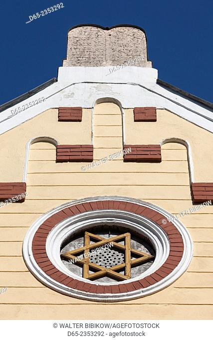 Romania, Maramures Region, Sighetu Marmatei, Sephardic Synagogue
