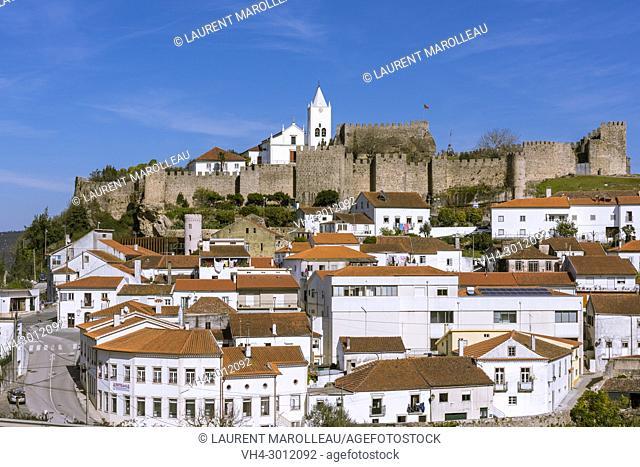 Village and Castle of Penela, Coimbra District, Pinhal Interior Norte, Centro Region