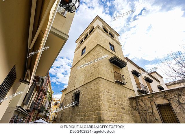 Picasso museum, Malaga, Andalucia, Spain
