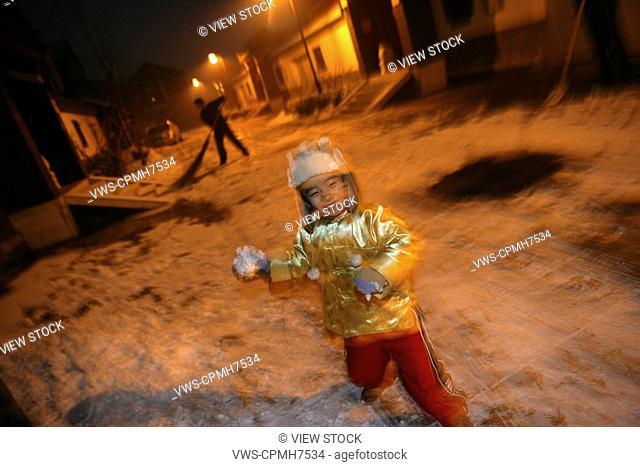 Oriental Child,Festival