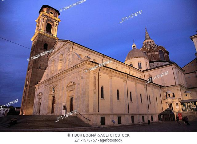 Italy, Piedmont, Turin, Duomo San Giovanni, cathedral