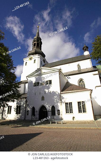 Toomkirik Tallinn Estonia
