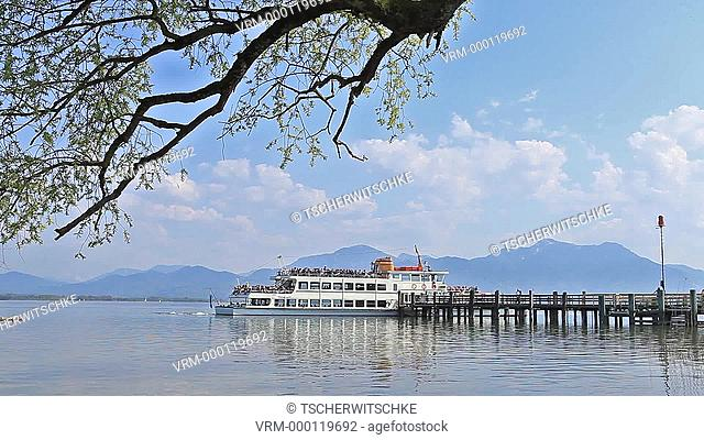 Chiemsee, Bavaria, Germany, Europe