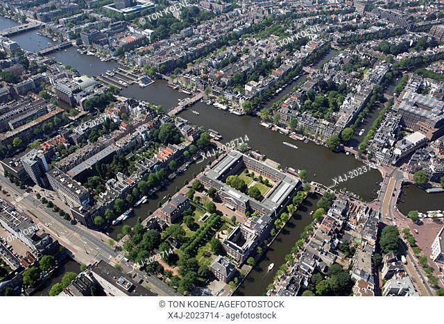 Centre of amsterdam, Netherlands