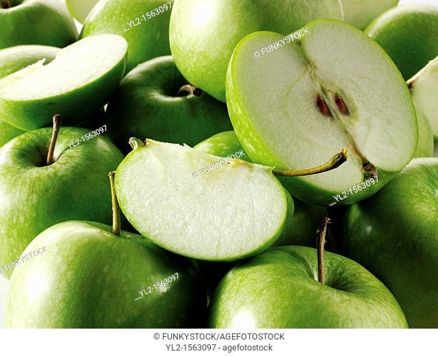 Granny Smiths Green Apples