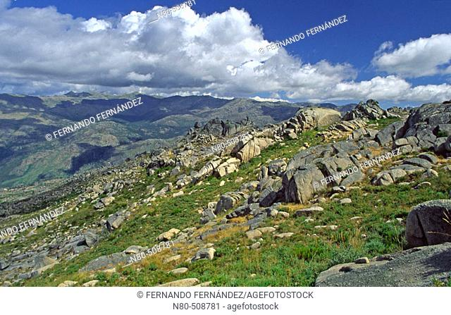 Santa Eufemia, Baixa Limia-Serra do Xurés Natural Park. Orense province, Galicia, Spain