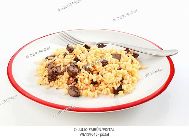 rice stewed dish