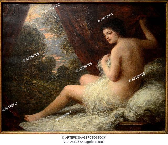 Henri Fantin-Latour - Le Lever dit aussi le Reveil de Venus - 1903 - Orsay Museum - Paris