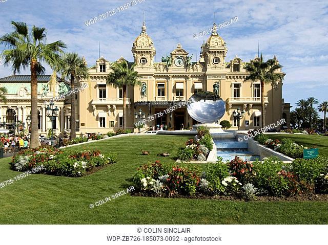 Monaco, Casino, Cote dAzur