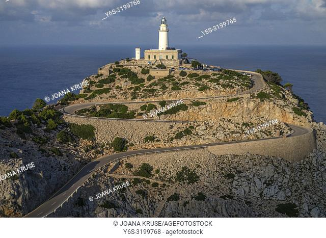 Cap de Formentor, Mallorca, Balearic Islands, Spain, Europe