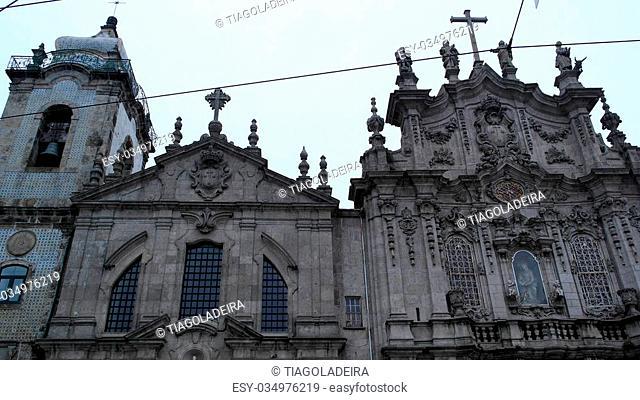 Carmo church, Porto, Portugal