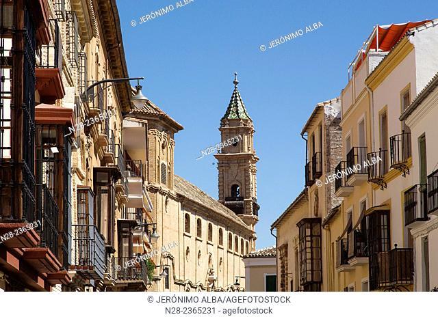 Madre de Dios Convent, Antequera, Malaga, Andalusia, Spain