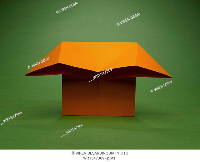 origami house India Asia