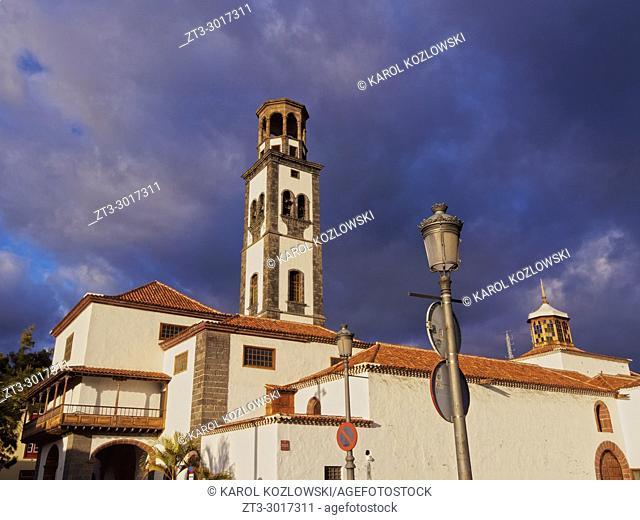 La Concepcion Church, Santa Cruz de Tenerife, Tenerife Island, Canary Islands, Spain